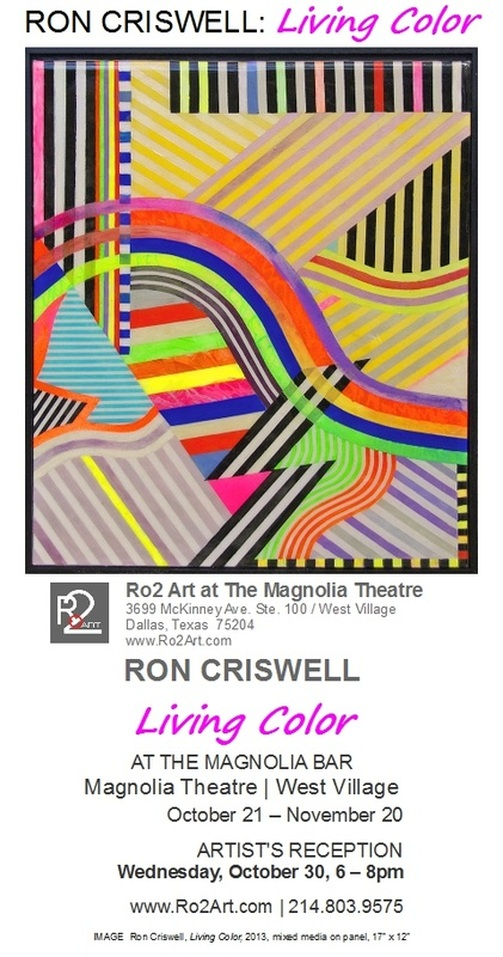 Ron Criswell: Living Color