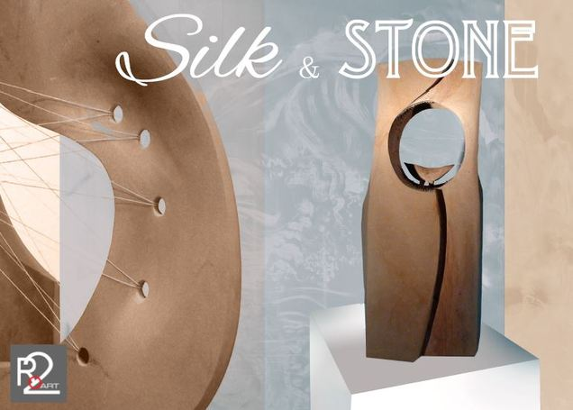 Silk and Stone: Vinh Quang Thi Nguyen and Anh Ngoc Tran August 24 - September 24
